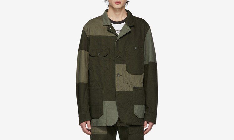 Cop the New Pattern-Heavy Engineered Garments Collection Here