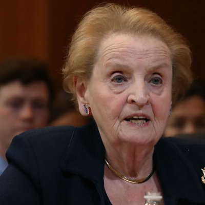 Madeleine Albright: Trump 'Most Undemocratic President in Modern American History' — Newsweek