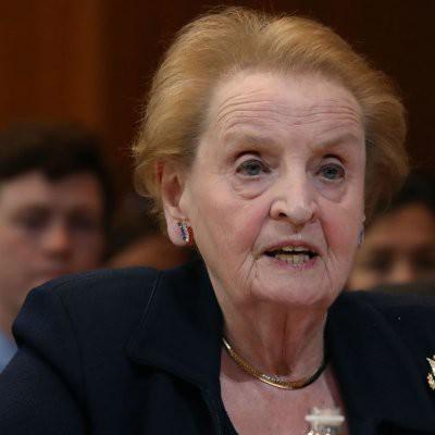 Madeleine Albright: Trump 'Most Undemocratic President in Modern American History' — Newsweek