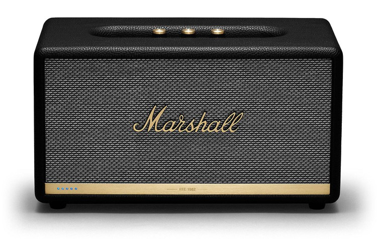 Marshall Stanmore II Voice: Voice-controlled Bluetooth speaker with the iconic look of rock royalty