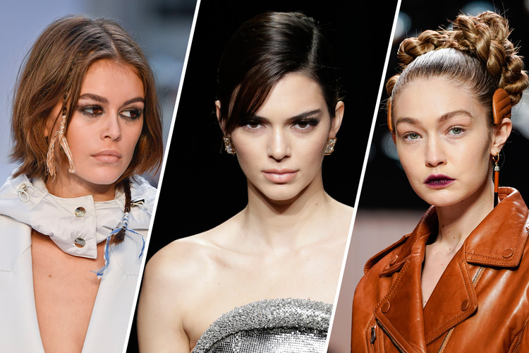 3 Major Hair Trends Spotted At Milan Fashion Week — InStyle Australia