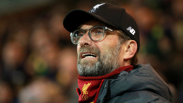 Klopp intends to leave Liverpool when contract ends in 2024 — theScore
