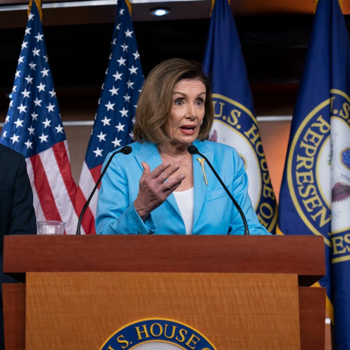 Can members of Congress be impeached? Trump wants Nancy Pelosi, Adam Schiff out over Ukraine investigation — USA TODAY