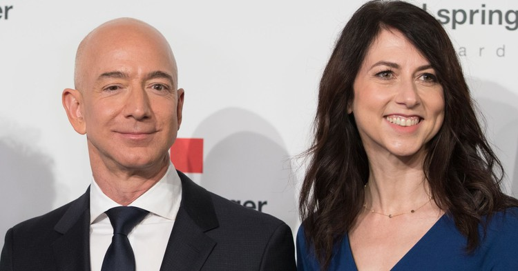 Amazon CEO Jeff Bezos and wife MacKenzie are divorcing - CNBC