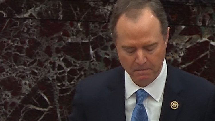 Adam Schiff is the one helping Vladimir Putin destabilize US democracy — CNN
