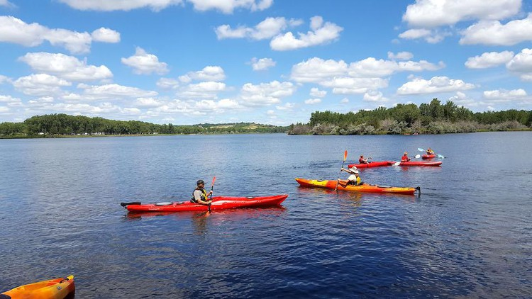Learn To Kayak At Missouri National Recreational River This Summer