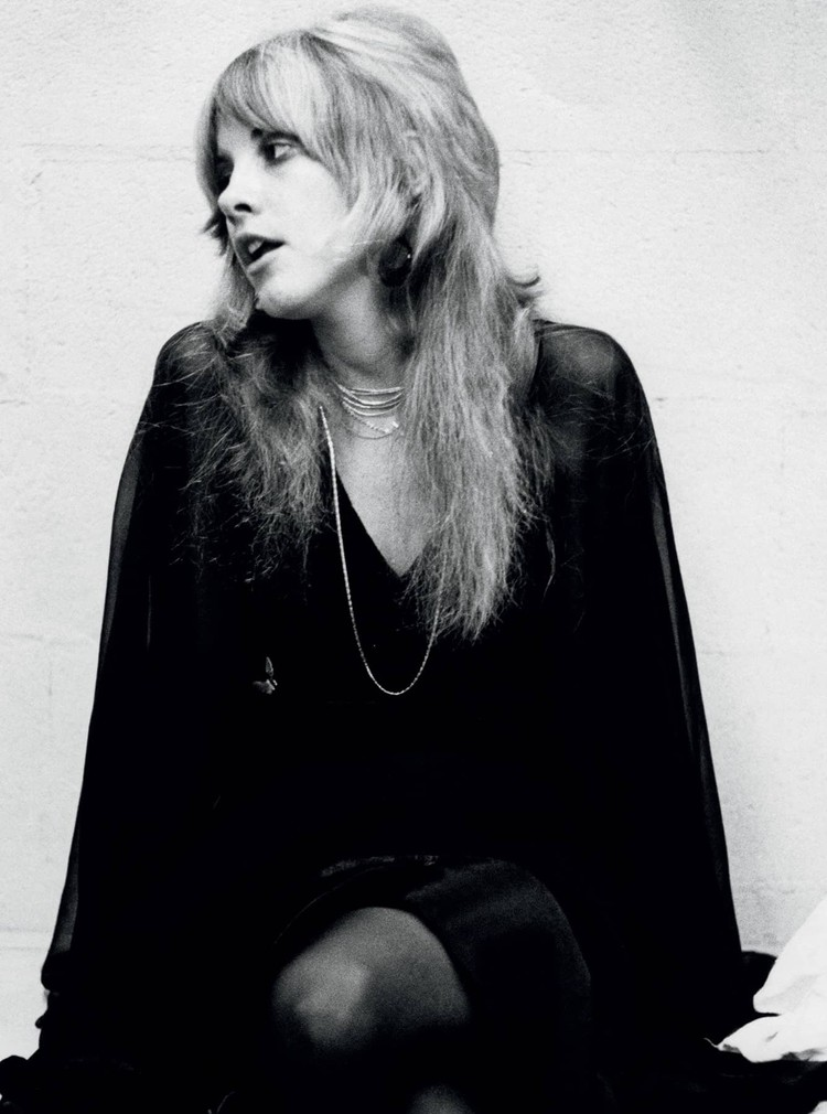 Stevie Nicks Celebrates Solo Hits with New Album Stand Back — ZOOMER