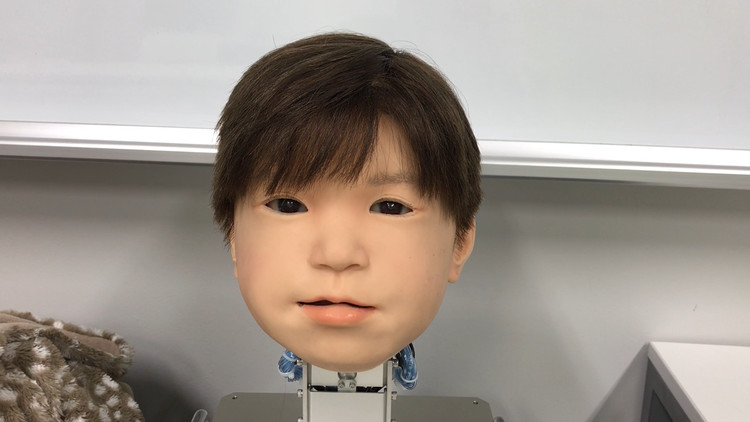 "Japanese Scientists Create A Child Robot That Can ""Feel"" Pain — IFLScience"