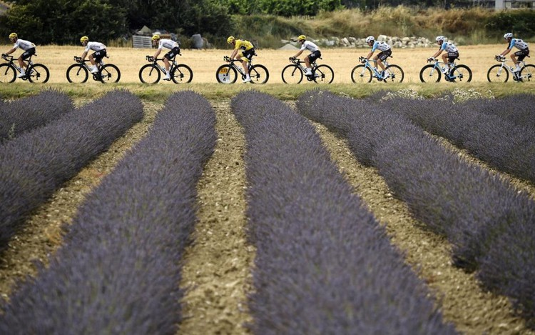 Tour de France riders ready to fuel up on ketones – the mysterious energy drink developed at Oxford University — The Telegraph