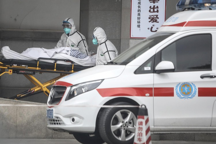 China may be covering up scale of mystery virus, say UK experts — The Times and The Sunday Times