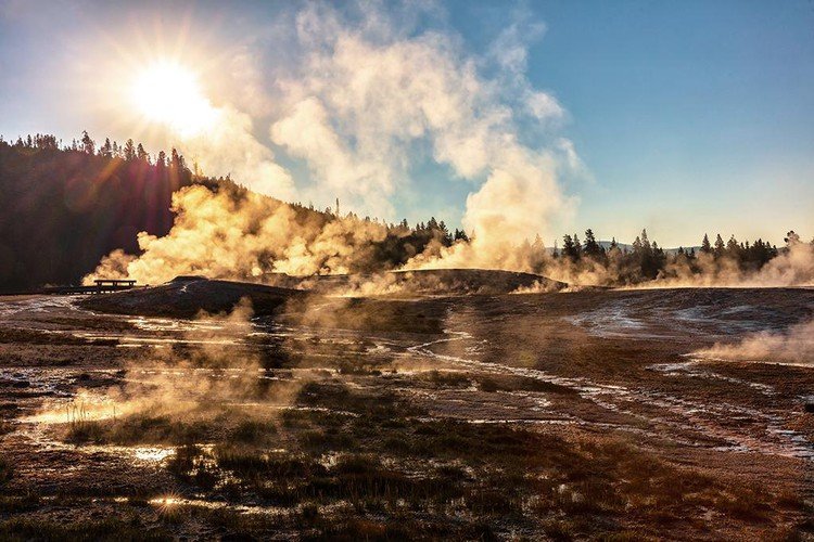 Photographing Yellowstone National Park: More Than Just Geysers And Wildlife — National Parks Traveler