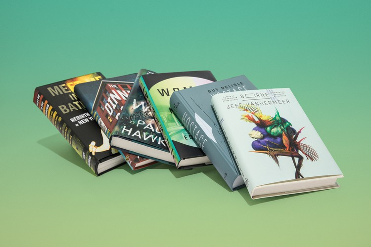 These Are the Best Books You'll Read in May — GQ