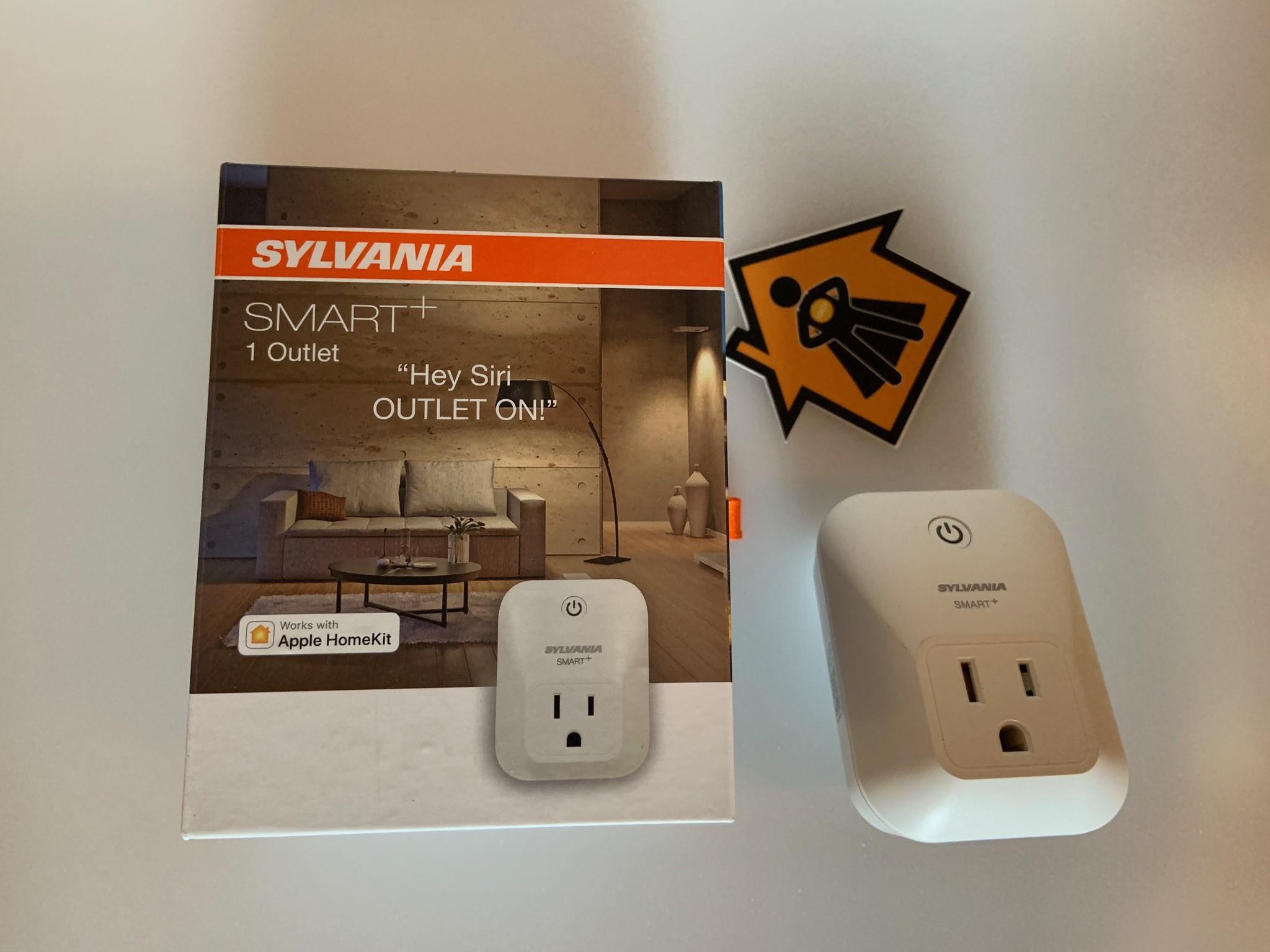 Sylvania Smart+ HomeKit Smart Plug Review