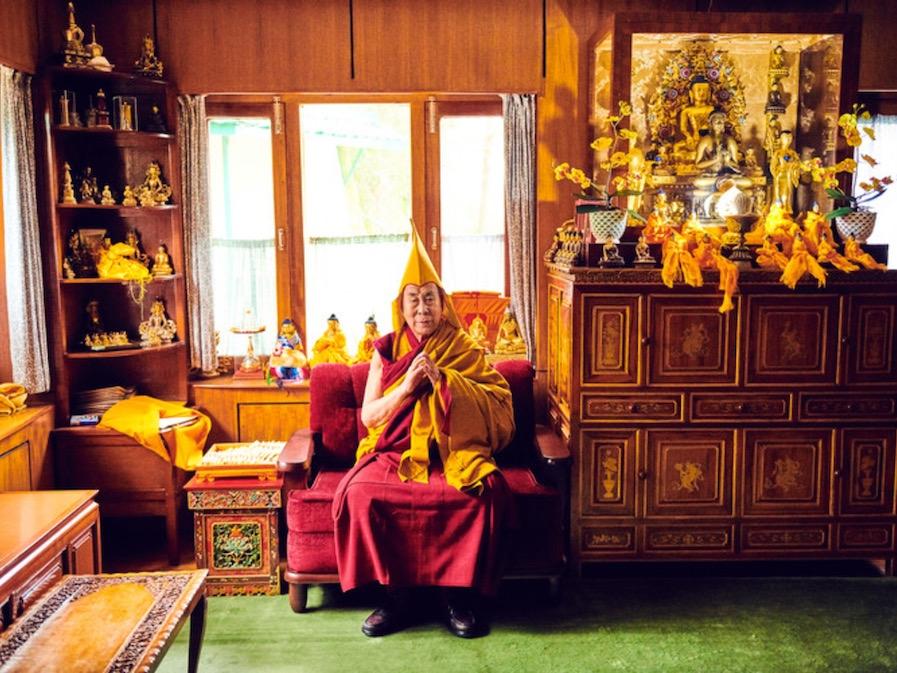 The Dalai Lama's Future Is in Question