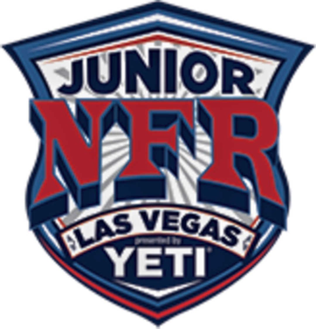 Junior Nfr 2017 At Las Vegas Convention Center During