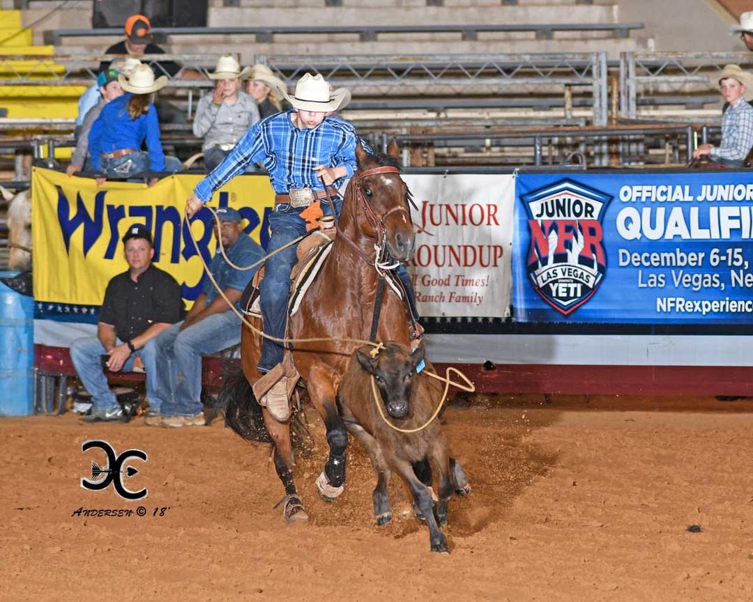 National Jr High Finals Rodeo 2018 In Huron South Dakota